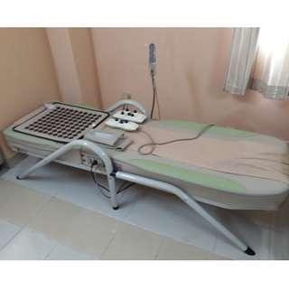 Far Infra Red Massage Bed & Accessories