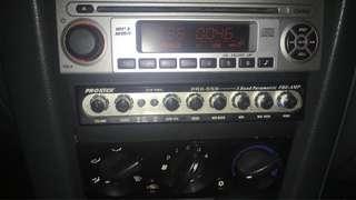 Clarion Saga FL USB MP3 CD Player