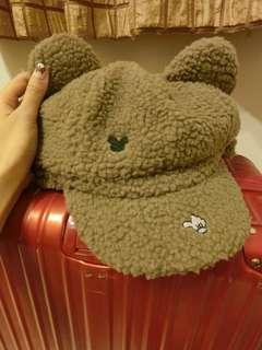 🚚 熊耳朵帽