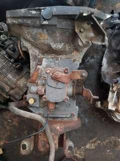 Rusa mt gear box