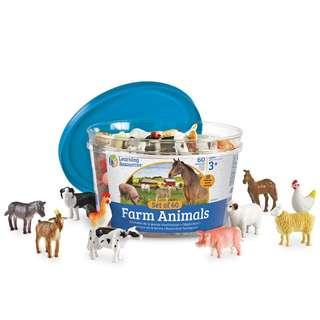 Learning Resources Farm Animal