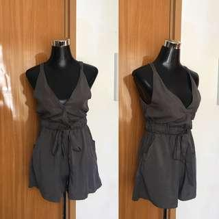 Tieable Sexy Romper