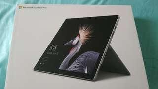 """Used"" Latest Surface pro (5th Gen)"