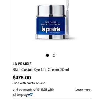 La Prairie Skin Caviar Eye Lift Cream 20ml