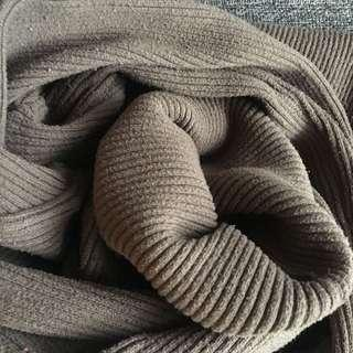 OAK and FORT ribbed turtle neck