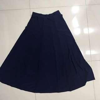 Sale (31/12/2018)—Cobalt Blue Skirt
