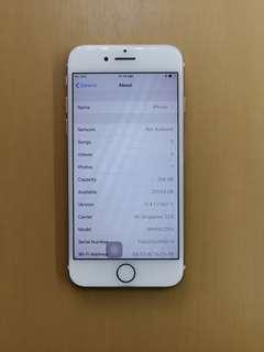 Only $399 IPhone 7 256gb Rosegold Preown