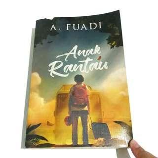 Novel Anak Rantau