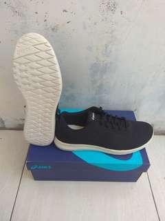 Sepatu Asics Kanmei mx Black