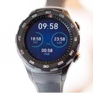 Huawei Watch 2 LTE Smartwatch (Installment Plan) X'mas Special