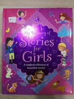 My treasure of Stories for Girls