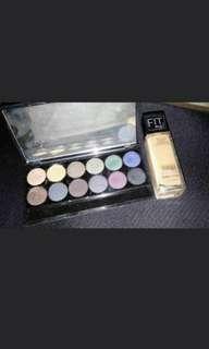 Makeup package