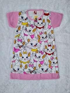 Marie cat dress /  Daster marie cat #dressmariecat #mariecatdress #dasteranak #dastermariecat