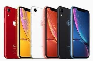 Brand new iPhone XR 128GB Red