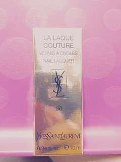 YSL Nail La Laque *brand new