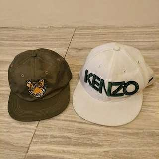 Kenzo and Gucci inspired cap