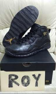 Air Jordan 10 New York