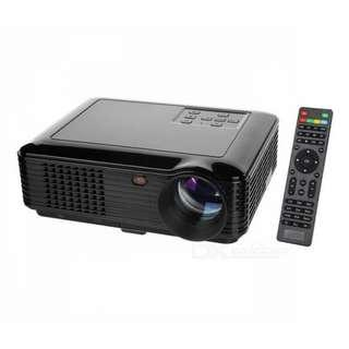 🚚 LED projector POWERFUL SV-228 Full HD 1080P