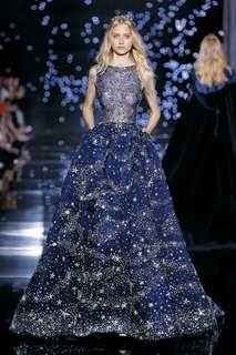 Glitter prom dress #XMAS25