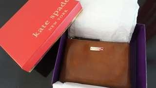 Kate Spade coin purse, Wallet *authentic genuine* (gift ladies women)