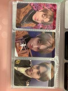 EXO Suho tempo photocard