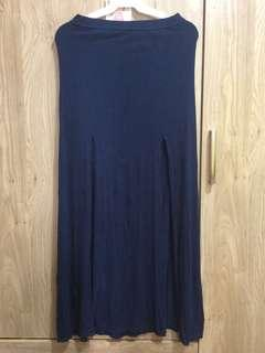 Authentic Abercrombie & Fitch Long Skirt