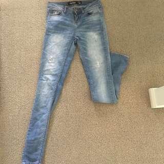 👖 Skinny Jeans
