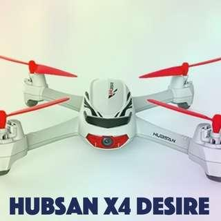 🚚 Hubsan X4 H502E Desire GPS Quadcopter RC Drone w/ 720P HP Camera, 4 Channel Transmitter, 6 Axis Quadcopter, Altitude Holding, Auto Return and More