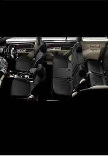 INTERIOR Sport dan Ultimate Xpander