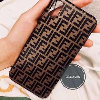 Fendi iphone6-XSMax Casing