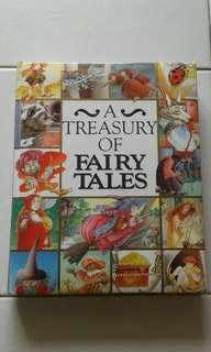 STORYBOOK: A TREASURY OF FAIRY TALES