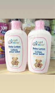 Angel of Mine Baby Lotion