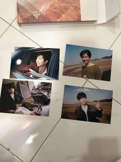 [READY STOCK] BTS Exhibition Live Photos