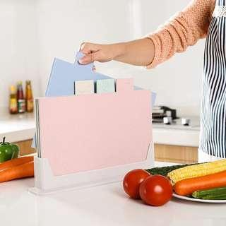 BRAND NEW Colour Coded Chopping Board