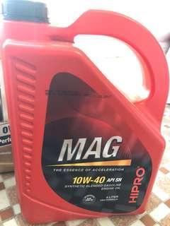 MAG 10W-40 偈油