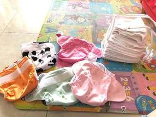 Moo Moo kow diaper