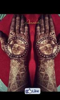 Bridal Henna or henna party