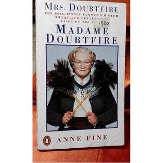 Mrs. Doubtfire by Anne Fine