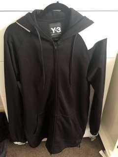 Y3 Striped Hoodie