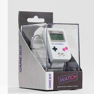 任天堂 Nintendo GAMEBOY WATCH手錶
