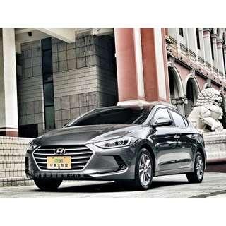 2018年 ELANTRA 全車系3500元交車,外縣市可配合當日過戶交車