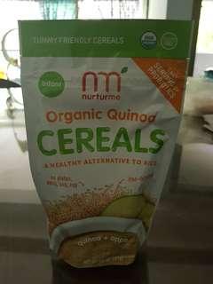 🚚 Nurturme Organic Quinoa Cereals