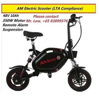 AM Tempo Minimotor Scooter