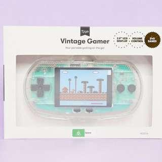 Typo Vintage Gamer 國外代購(新品)