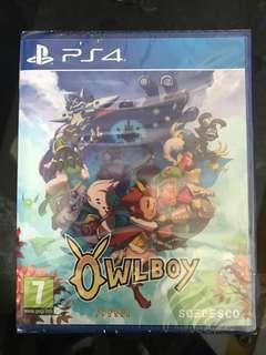 PS 4 game owlboy