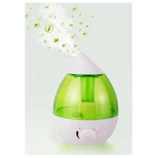 1.6L Ultrasonic Humidifier and Diffuser Brand New