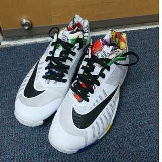 Nike Hyperlive shoes US 8 us8