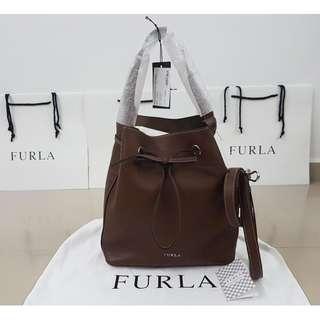 Furla Costanza Bucket Bag / Authentic Furla Handbag