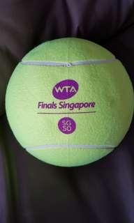 22cm Tennis ball - from WTA Final