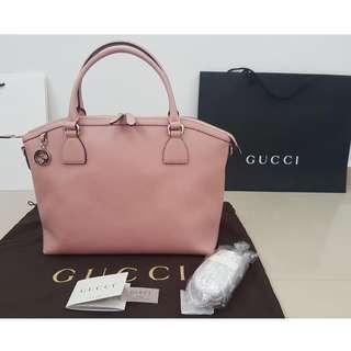 Gucci Tote Bag / Gucci Pink Bag Sling / Shoulder Bag